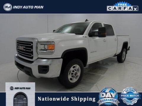 2018 GMC Sierra 2500HD for sale at INDY AUTO MAN in Indianapolis IN