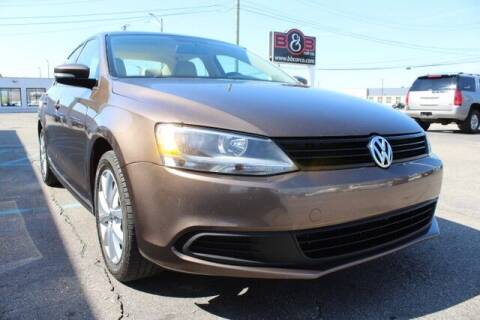 2012 Volkswagen Jetta for sale at B & B Car Co Inc. in Clinton Twp MI