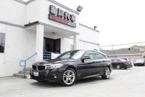 2015 BMW 3 Series for sale at Fastrack Auto Inc in Rosemead CA