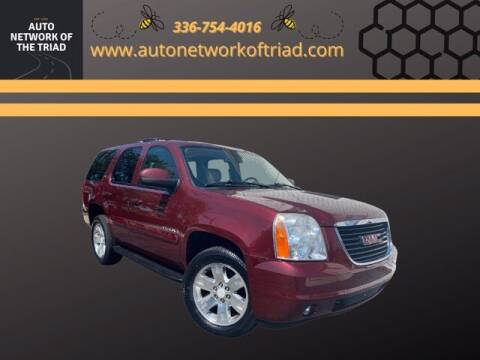 2008 GMC Yukon for sale at Auto Network of the Triad in Walkertown NC
