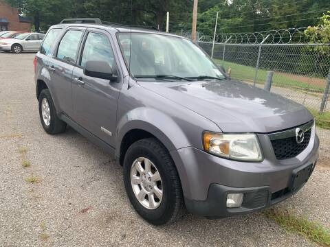 2008 Mazda Tribute for sale at Super Wheels-N-Deals in Memphis TN