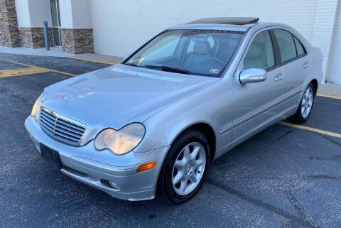 2004 Mercedes-Benz C-Class for sale at Carland Auto Sales INC. in Portsmouth VA