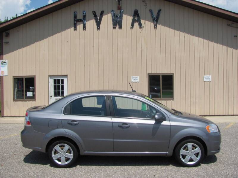 2011 Chevrolet Aveo for sale at HyWay Auto Sales in Holland MI