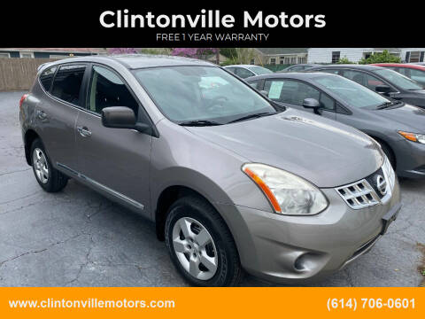 2011 Nissan Rogue for sale at Clintonville Motors in Columbus OH