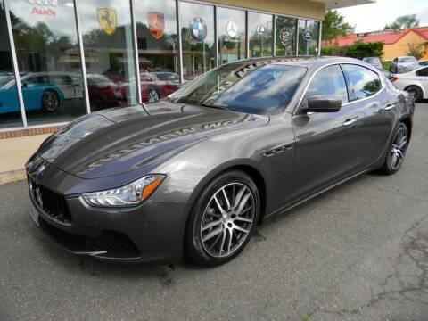 2015 Maserati Ghibli for sale at Platinum Motorcars in Warrenton VA