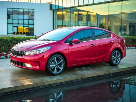 2018 Kia Forte for sale at Tom Peacock Nissan (i45used.com) in Houston TX