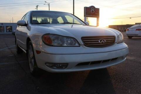 2003 Infiniti I35 for sale at B & B Car Co Inc. in Clinton Twp MI