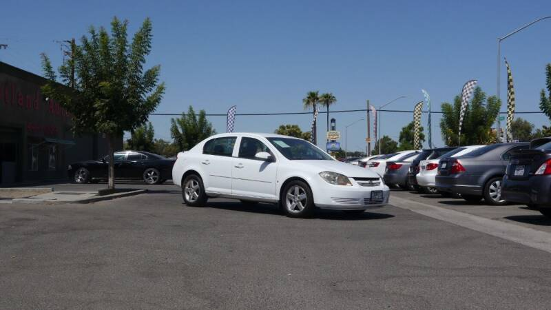 2009 Chevrolet Cobalt for sale at Westland Auto Sales in Fresno CA