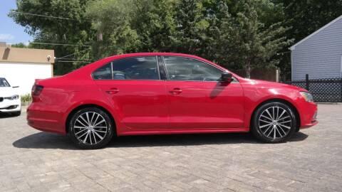 2016 Volkswagen Jetta for sale at Cars-KC LLC in Overland Park KS