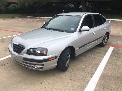 2005 Hyundai Elantra for sale at TETCO AUTO SALES  / TETCO FUNDING in Dallas TX