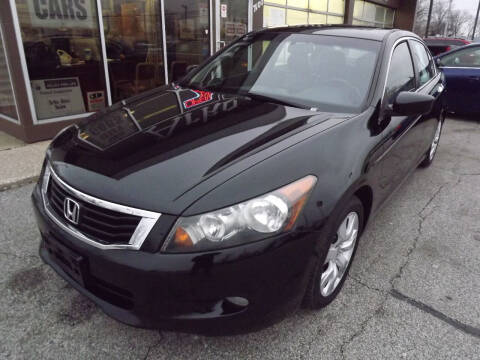 2008 Honda Accord for sale at Arko Auto Sales in Eastlake OH