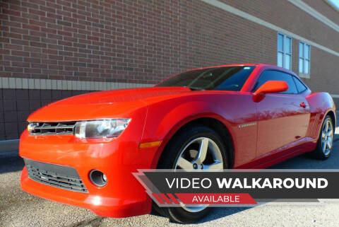 2015 Chevrolet Camaro for sale at Macomb Automotive Group in New Haven MI