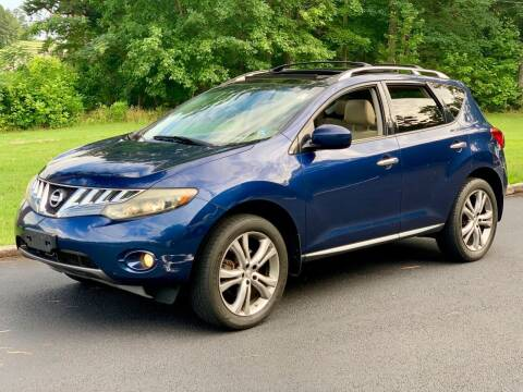 2009 Nissan Murano for sale at XCELERATION AUTO SALES in Chester VA