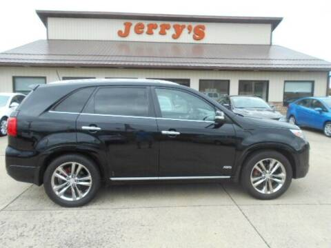 2015 Kia Sorento for sale at Jerry's Auto Mart in Uhrichsville OH