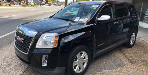2012 GMC Terrain for sale at Diana Rico LLC in Dalton GA