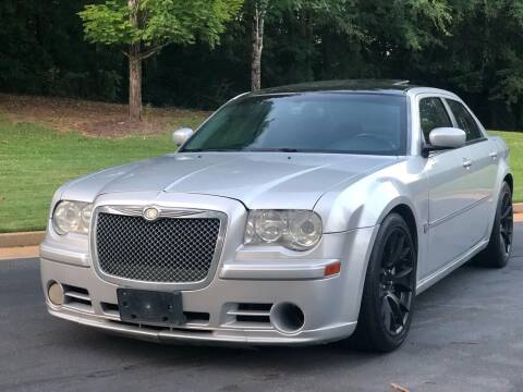 2007 Chrysler 300 for sale at Top Notch Luxury Motors in Decatur GA