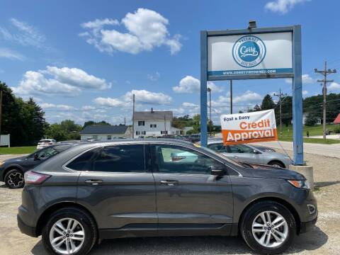 2015 Ford Edge for sale at Corry Pre Owned Auto Sales in Corry PA