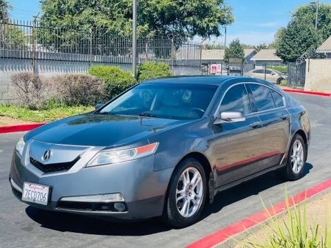 2010 Acura TL for sale at United Star Motors in Sacramento CA