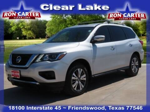 2017 Nissan Pathfinder for sale at Ron Carter  Clear Lake Used Cars in Houston TX