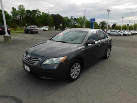 2007 Toyota Camry Hybrid for sale at Paniagua Auto Mall in Dalton GA