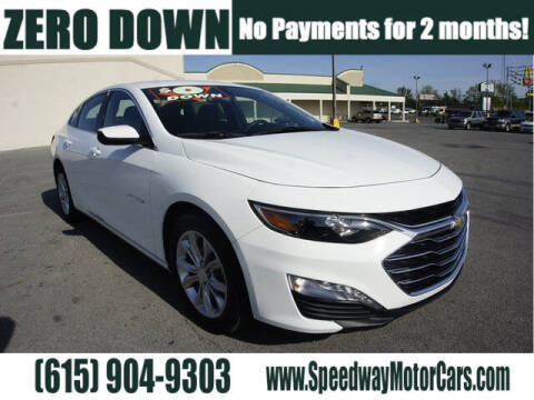 2020 Chevrolet Malibu for sale at Speedway Motors in Murfreesboro TN
