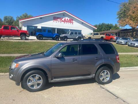 2010 Ford Escape for sale at Efkamp Auto Sales LLC in Des Moines IA