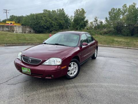 2005 Mercury Sable for sale at 5K Autos LLC in Roselle IL