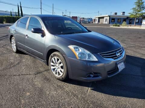 2011 Nissan Altima for sale at The Auto Barn in Sacramento CA