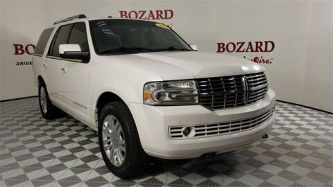2014 Lincoln Navigator for sale at BOZARD FORD in Saint Augustine FL