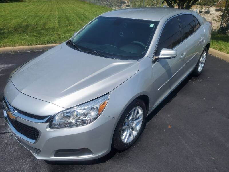 2014 Chevrolet Malibu for sale at Campbell Auto Enterprise in Galloway OH