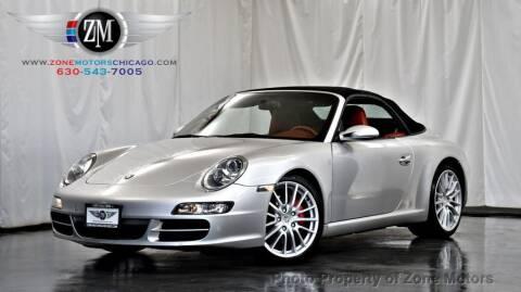 2006 Porsche 911 for sale at ZONE MOTORS in Addison IL