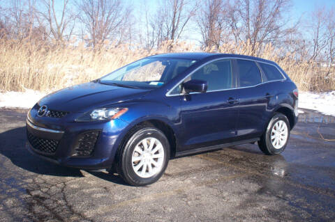 2010 Mazda CX-7 for sale at Action Auto Wholesale - 30521 Euclid Ave. in Willowick OH