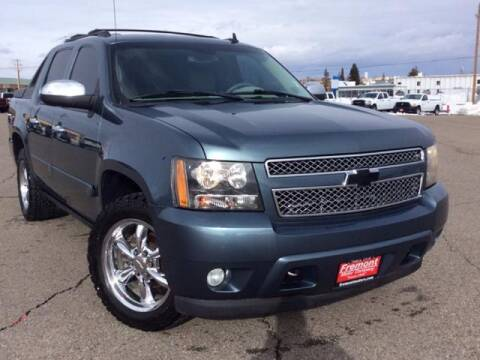 2008 Chevrolet Avalanche for sale at Rocky Mountain Commercial Trucks in Casper WY