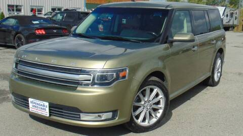 2014 Ford Flex for sale at Dependable Used Cars in Anchorage AK
