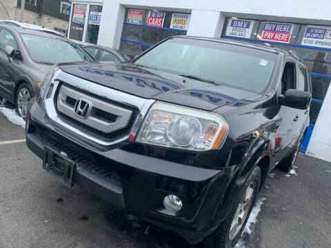 2011 Honda Pilot for sale at White River Auto Sales in New Rochelle NY