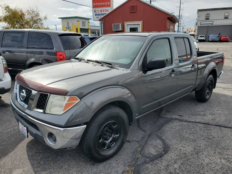 2007 Nissan Frontier for sale at Curtis Auto Sales LLC in Orem UT