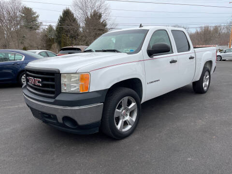 2007 GMC Sierra 1500 for sale at Delafield Motors in Glenville NY