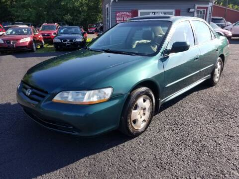 2002 Honda Accord for sale at Arcia Services LLC in Chittenango NY