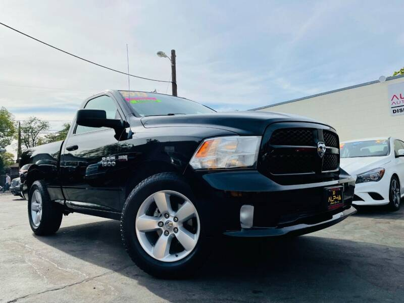 2013 RAM Ram Pickup 1500 for sale at Alpha AutoSports in Roseville CA