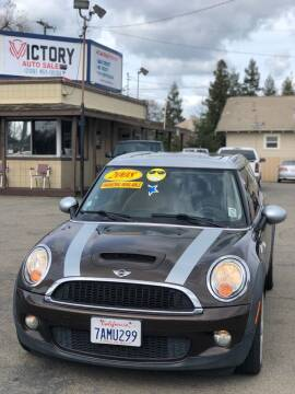 2008 MINI Cooper Clubman for sale at Victory Auto Sales in Stockton CA