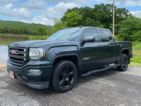 2017 GMC Sierra 1500 for sale at TINKER MOTOR COMPANY in Indianola OK
