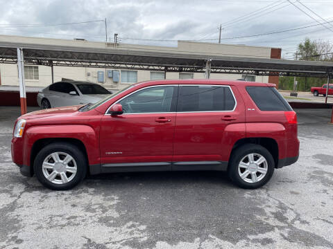 2015 GMC Terrain for sale at Lewis Used Cars in Elizabethton TN
