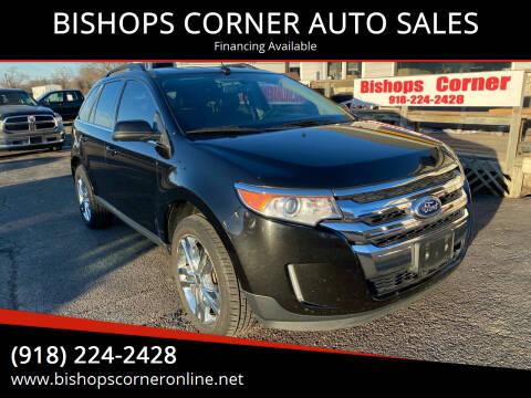 2013 Ford Edge for sale at BISHOPS CORNER AUTO SALES in Sapulpa OK