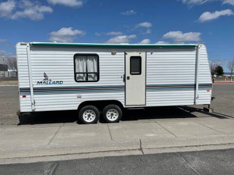 1996 Fleetwood Mallard 24j for sale at ALOTTA AUTO in Rexburg ID