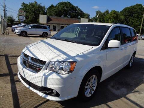 2019 Dodge Grand Caravan for sale at THE TRAIN AUTO SALES & LEASING in Mauldin SC