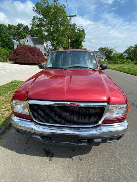 2005 Ford Ranger for sale at AR's Used Car Sales LLC in Danbury CT