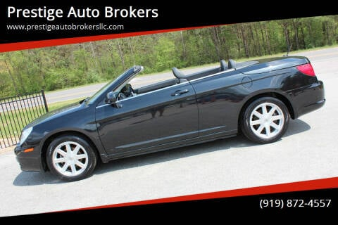 2009 Chrysler Sebring for sale at Prestige Auto Brokers in Raleigh NC