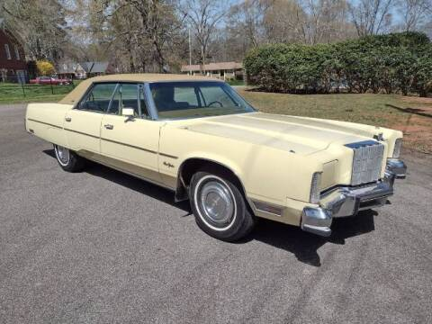1978 Chrysler New Yorker for sale at Classic Car Deals in Cadillac MI