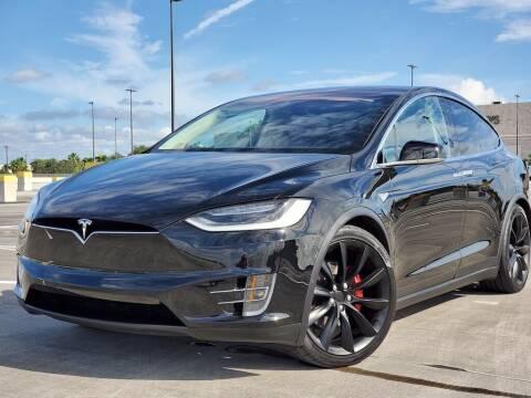 2016 Tesla Model X for sale at EV Direct in Lauderhill FL