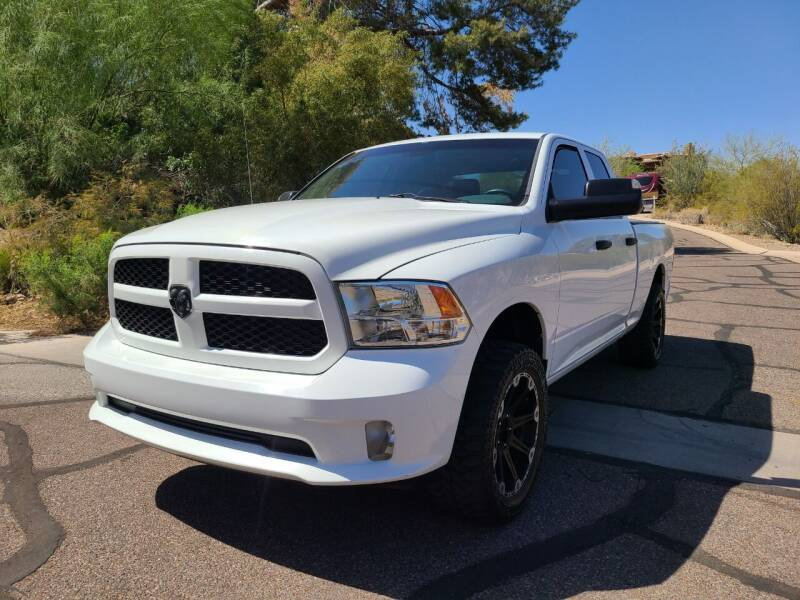 2014 RAM Ram Pickup 1500 for sale at BUY RIGHT AUTO SALES in Phoenix AZ